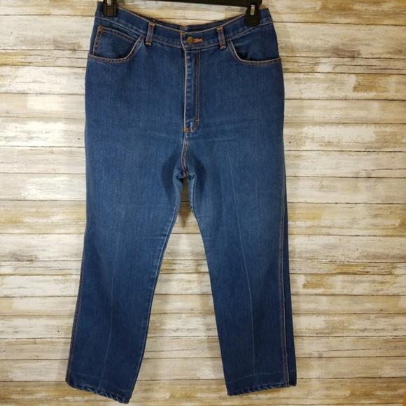 Vintage Denim - Vintage 80's PS Gitano High Waisted Mom Jeans